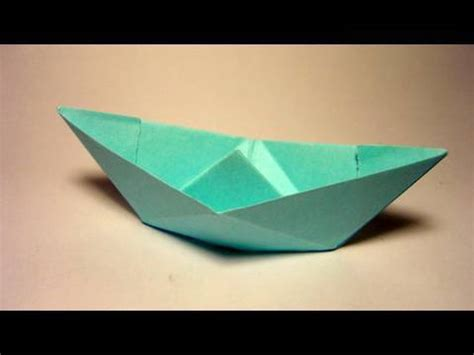 Procedure Text Origami - procedural text on folding an origami boat 5gracious