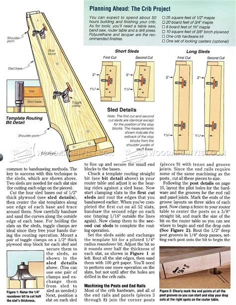 wooden baby crib plans baby crib plans woodarchivist