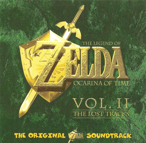 the legend of ocarina of time vol 1 the legend of ocarina of time vol ii the lost