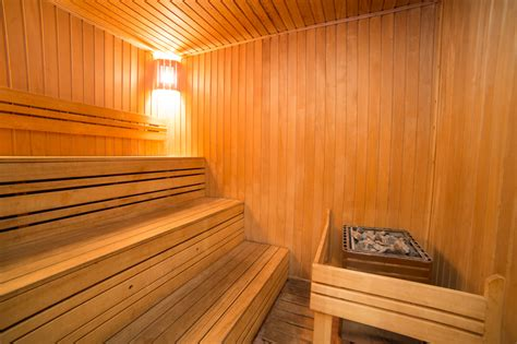 Sweat Room by Design Supply Install Maintenance Of Sauna Singapore