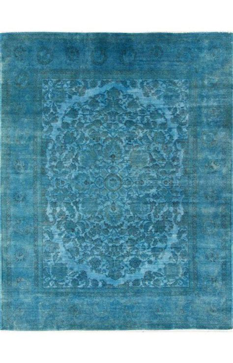 Blue Overdyed Rug by Rugs Usa Overdyed Ovr17 Blue Rug Indigo