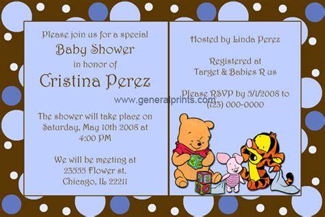 imagenes de winnie pooh para baby shower imagenes de baby shower de winnie pooh beb 233 imagui