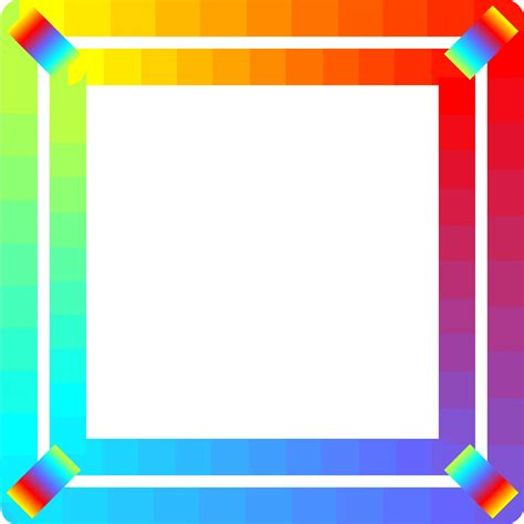 color frame color frame free stock photo domain pictures