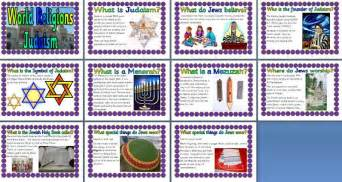 ks2 teaching resource judaism printable classroom display posters primary schools