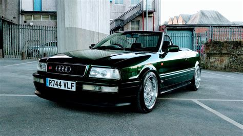 Audi Cabrio 2 8 by Audi 80 Cabrio 2 8 V6 For Sale