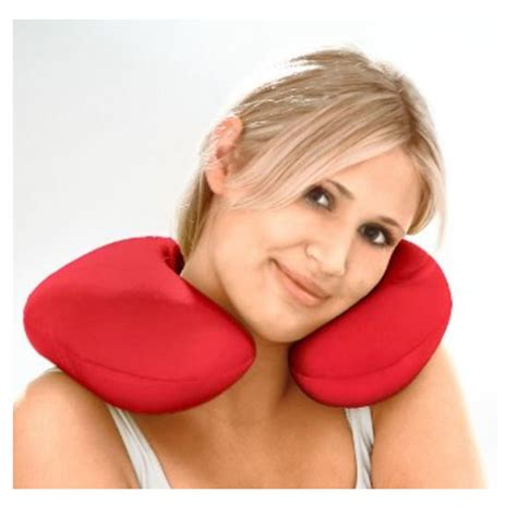 Best Pillows For Bad Necks by Vibrating Neck Pillow The Bad Back Company