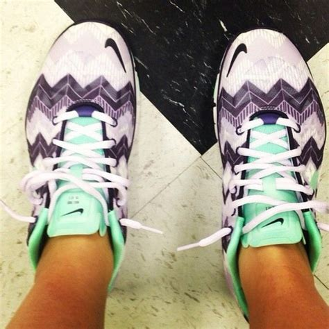 tribal pattern nike sneakers shoes mint nike shoes nike sneakers nike sneakers