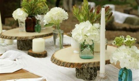 Hochzeit Tischdeko Holz by Tischdeko Basteln Die Kreativit 228 T F 246 Rdern Archzine Net