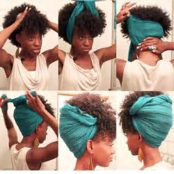 simple hair bandana for covering patch of bald for 5 trending hairstyles and how to rock them in 2015