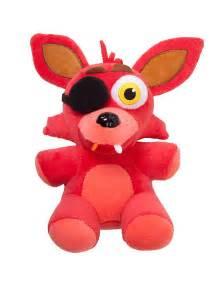 Funko five nights at freddy s foxy plush hot topic