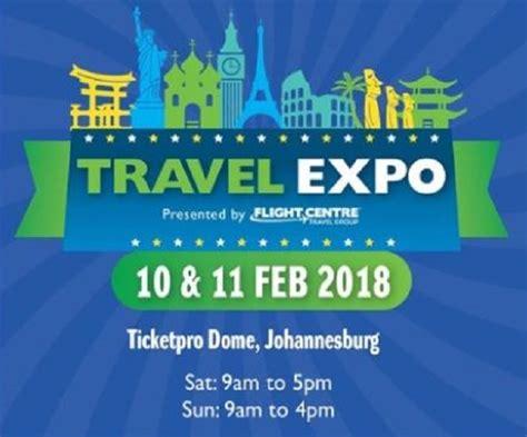 travel expo  ticket pro dome