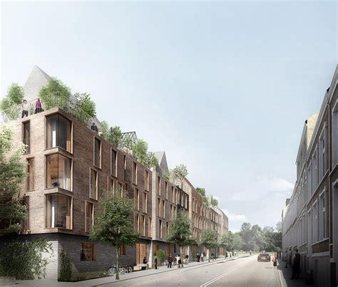 architectures winning proposal combines green space
