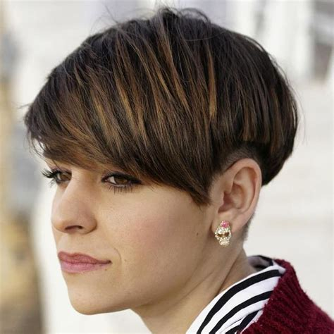 pixie haircut and highlight 769 best adventures in a pixie 1 images on pinterest