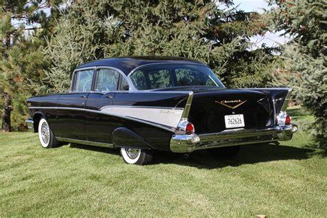 1957 chevrolet bel air 4 door sedan 161852