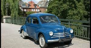 1960s Renault Cars 1960 Renault 4 Cv Classic Driver Market