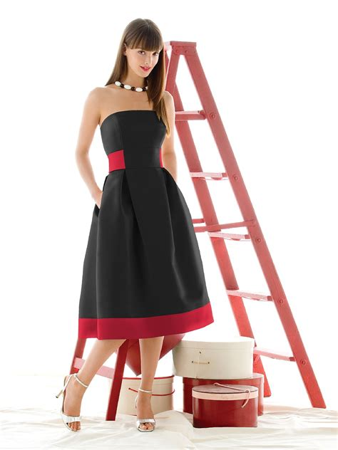 the gallery for gt black bridesmaid dresses with shoes