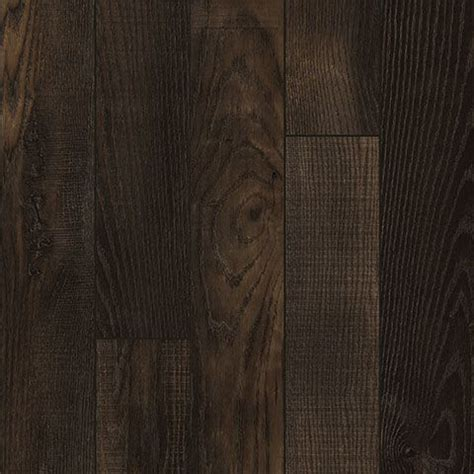 Gano Oak textured laminate floor. Black oak wood finish