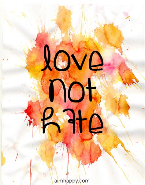 images of love not hate love not hate a poem about loving each other