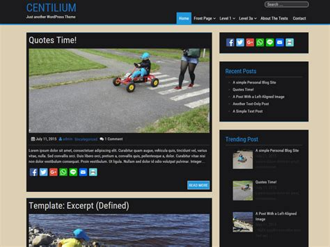 themes download all top 10 2015 wordpress latest themes free download