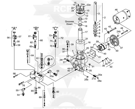 meyer e 61h diagram rcpw parts lookup rcpw