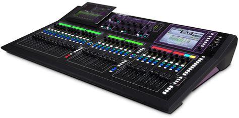 allen and heath console new allen heath digital consoles released access audio