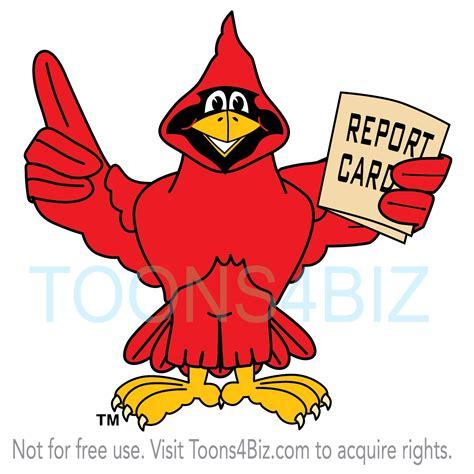 mascot clipart cardinal mascot clipart