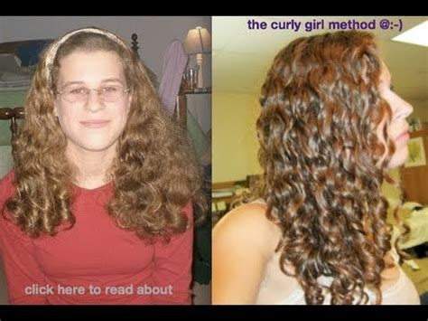 Curly Method For Type 4 Hair by Curlylife Curly Method Before And After Vlog