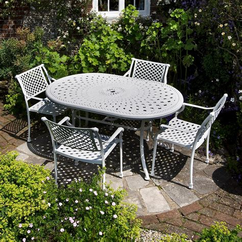 outdoor metal furniture cast iron outdoor furniture landscaping gardening ideas