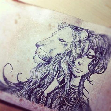 girly lion tattoos resultado de imagen para girly crawling tattoos