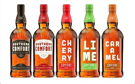 what can you mix southern comfort with new look and flavour for southern comfort