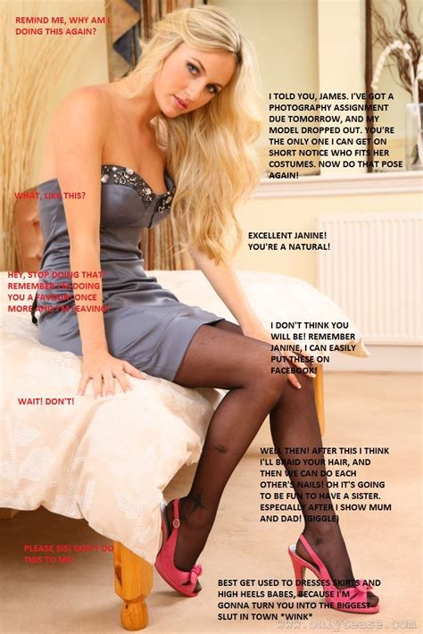 what was brandys fantasy on housewifes 31 best forced fem images on pinterest tg caps tg