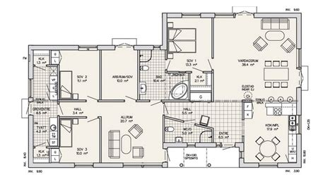 modern home design plans one floor gronas floor plan iso container architecture pinterest