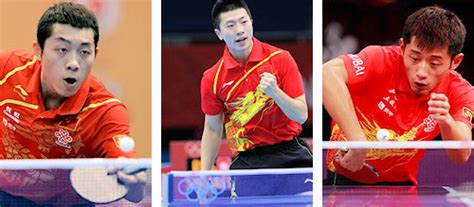 table tennis world ranking
