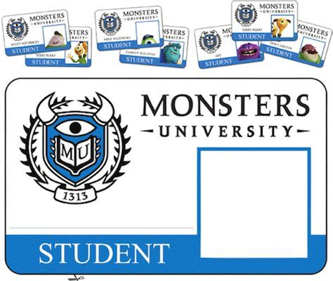 monsters university free printable activity sheets