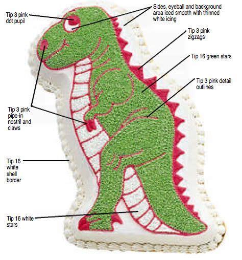 t rex cake template wilton partysaurus dinosaur t rex cake pan 2105 1280 ebay