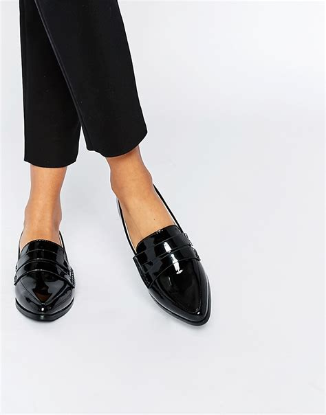 Flat Toe Loafers pointed toe loafer flats 28 images paul green ellie