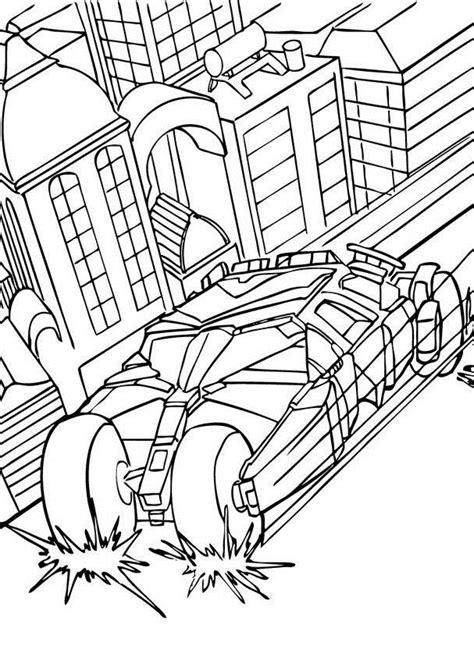 batman cars coloring pages batman car coloring pages print coloring home