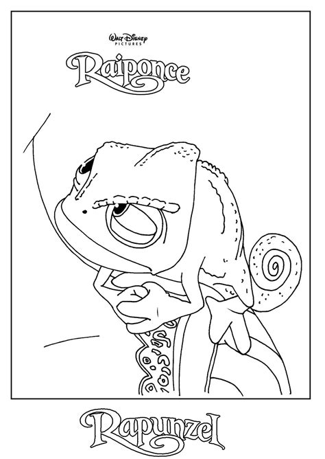 1000 images about coloriage disney raiponce on pinterest