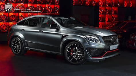 mercedes gle coupe clr   lumma design top speed