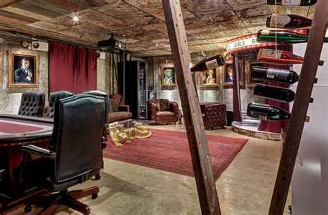 industrial basement dallas high end cave industrial basement dallas