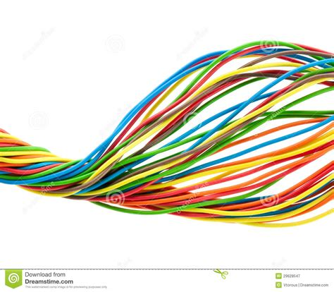 bunch of wires royalty free stock photography image
