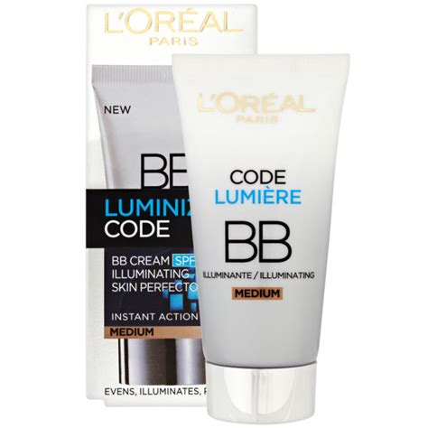 L Oreal Youth Code l oreal youth code luminize code bb spf15