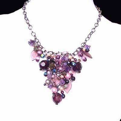 Modeschmuck Ketten by China Fashion Jewelry Necklace Hn 10005 Pu China