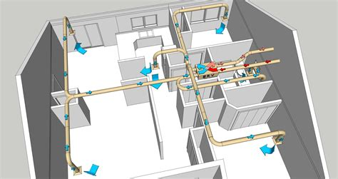 poor air flow in one room inadequate air flow upstairs
