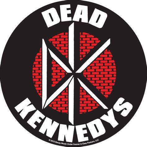 Home Decor Photo Frames by Dead Kennedys Brick Logo Sticker