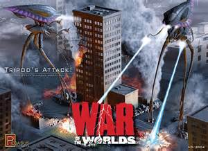 war of the worlds tripods attack diorama 1 350th scale