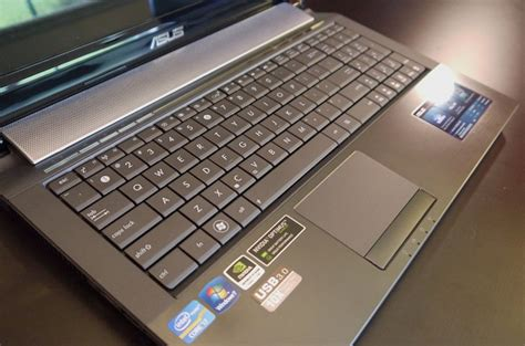 Asus Laptop N53s Price asus n53s i7 2630qm bridge 15 in notebook review design and user interface