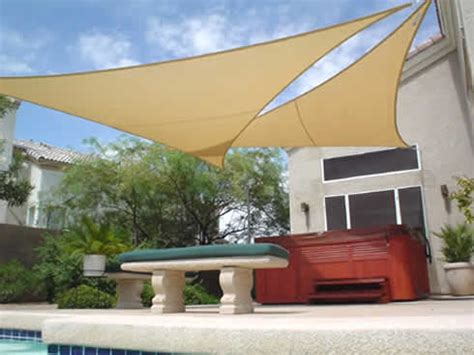 Sail Covers For Patios Which Fabric Is Best To Create Shade Sails Sunbrella Or
