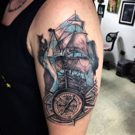nautical tattoo sleeves best 25 nautical sleeve ideas only on