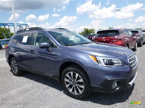 blue subaru outback 2016 twilight blue metallic subaru outback 2 5i limited